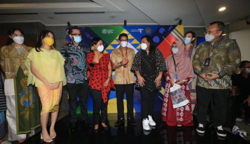 Sandiaga Uno: Ekonomi Kreatif,  Kekuatan Masa Depan Indonesia
