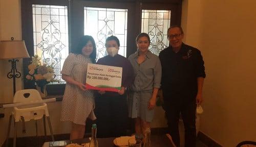 Buktikan Komitmen, Simas Jiwa Bayarkan Klaim Rp100 Juta ke Ahli Waris