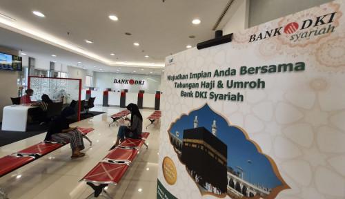 Bank DKI Sabet Penghargaan Indonesia Sharia Finance Awards 2021