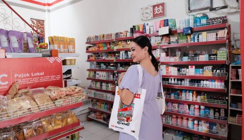 Makin Kekinian, SRC Ajak Masyarakat Kembali Belanja di Toko Kelontong