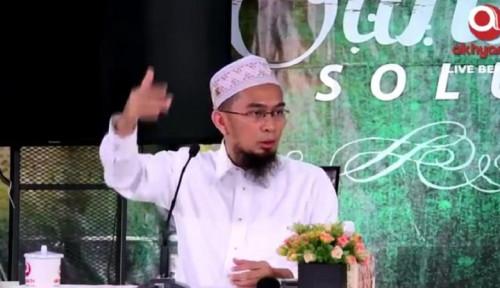 Desas-desus Ustaz Adi Hidayat, Din Syamsuddin Angkat Bicara: Fitnah Pembenci Ulama!