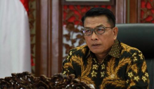 Moeldoko Respons Soal 51 Pegawai KPK Tak Lolos Alih Status ASN