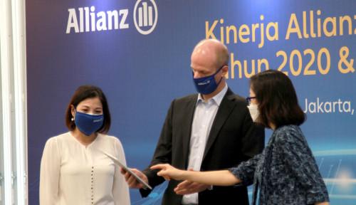 Gokil, Pendapatan Premi Allianz Life Naik 27,8% di Tahun Pandemi