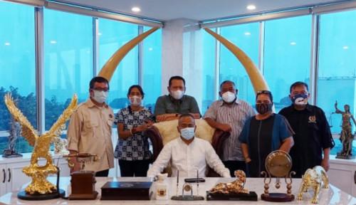 Gaspol, Salam Satu Aspal: Ketua MPR RI Bamsoet Dukung Penuh JKW Yanni Bersama PWI Pusat