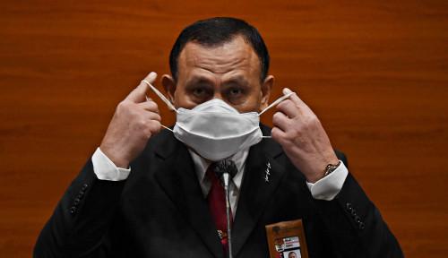 Soal Dugaan Keterlibatan Aziz Syamsuddin, Firli Berjanji...