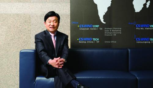 Foto Keren! Anak Petani Ini Jadi Miliarder Pertama di Korea yang Berbisnis Energi Hijau