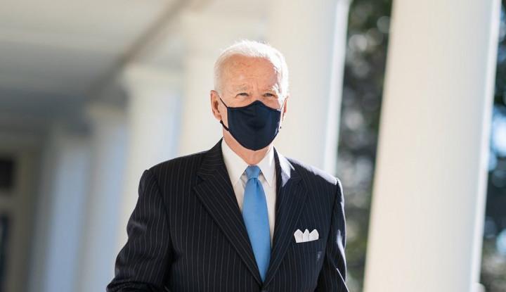 Joe Biden Siapkan Uang buat Genjot Vaksinasi, yang Berminat Bisa Kantongi USD100, Lho!