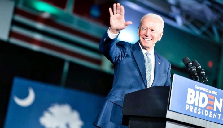 Begini Ucapan Selamat Joe Biden untuk Pengganti Benjamin Netanyahu di Israel
