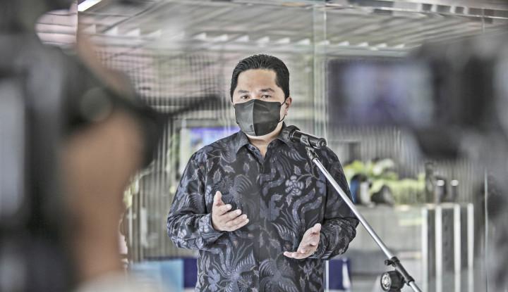 Greysia Polii: Pak Erick Thohir Selalu Bilang ke Saya Agar Jangan Menyerah