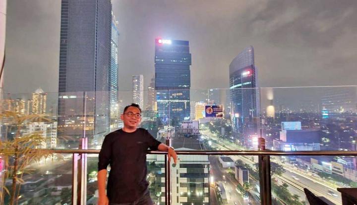 Nyindir, Cs-nya Denny Nyindir: Hanya di Zaman Anies Gubernur, Indonesia Kembali Rebut Piala Thomas
