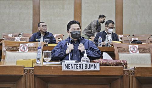 Menteri BUMN Erick Thohir: Akhirnya Cuma Jadi Sapi Perah