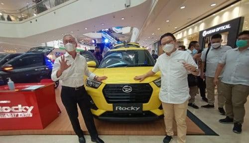 Daihatsu Rocky Sekarang Hadir di Kota Medan