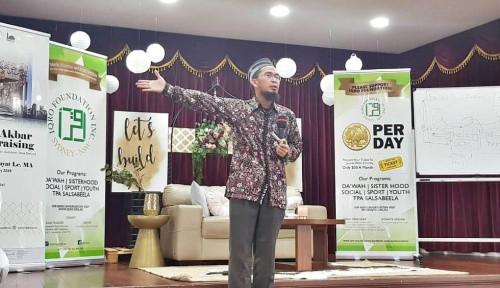 Husin Shihab Ikut Komentari Galang Dana Ustaz Adi Hidayat: Ada Dugaan untuk Kampanye Politik