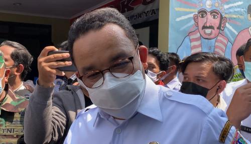 Anies Masuk Bursa Capres, PAN Ingatkan: Dia Tidak Punya Partai