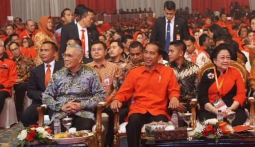 Elektabilitas PDIP Meroket, Jokowi yang Dongkrak