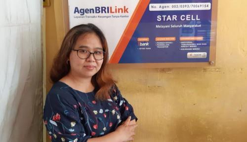Tekun Jadi Agen BRILink, Lili Setiawan Mampu Sekolahkan Anak ke China