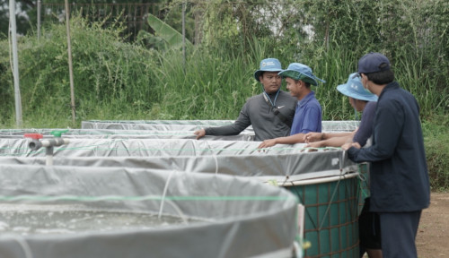 HKTI Jabar Minta Peserta Petani Milenial Optimistis Ikuti Program