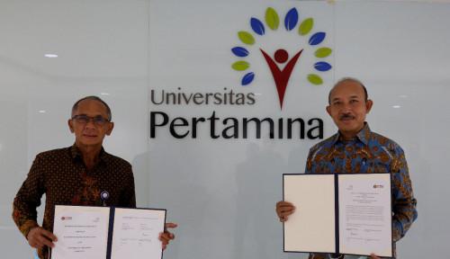 Universitas Pertamina Perkuat Kompetensi Lulusan dengan Kerja Sama Mancanegara