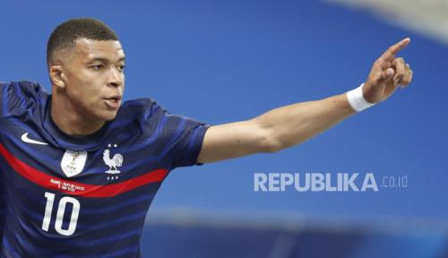 Diam-diam, Mbappe Selangkah Lagi Berkostum Real Madrid