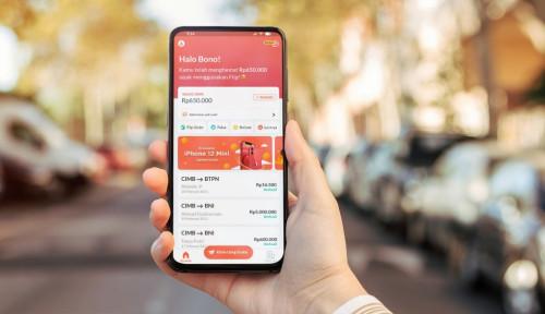 Flip Punya Fitur Baru, Top Up Dompet Digital Tanpa Biaya Admin