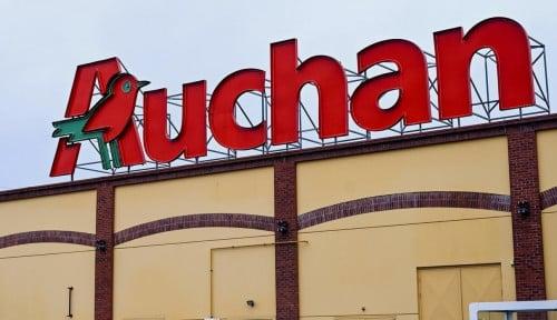 Kisah Perusahaan Raksasa: Auchan, Ritel Prancis Lagi Terhuyung-huyung Jalani Bisnisnya
