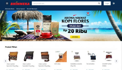 Hari Bangga Buatan Indonesia 2021, Transaksi Produk Dalam Negeri Bhinneka.Com Capai 52 Persen