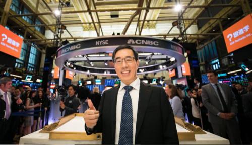 Foto Kisah Orang Terkaya: Larry Xiangdong Chen, Mantan Guru yang Jadi Miliarder Startup Pendidikan