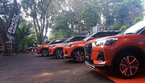Mengaspal di Bandung, Daihatsu Rocky Targetkan Penjualan 40 Unit Per Bulan