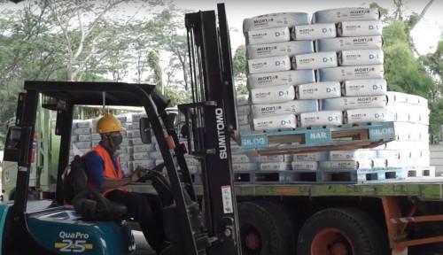 Siap Kuasai Pasar Industri Turunan Semen, SIG Melalui Anak Usahanya MKI Meluncurkan Mortar Indonesia