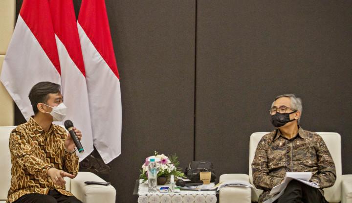 Disorot Luhut, Gibran Putra Jokowi Beri Jawaban: Yang Jelas...