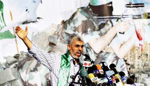 Delegasi Israel Kaget Lihat Pejabat Senior Hamas Ada di Ruang yang Sama tapi Tanpa...
