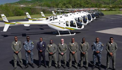 Bell Umumkan Pengiriman Helikopter Bell 505 Jet Ranger X ke-300