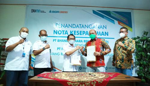 BGR Logistics Bersinergi dengan PT Prima Indonesia Logistik untuk Rencana Kerja Sama Bisnis di Medan