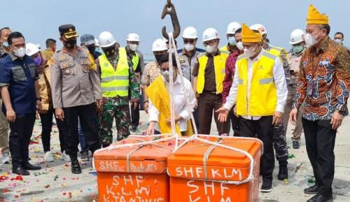 Inalum dan Pelindo I Laksanakan Pengapalan Perdana Ekspor Produk UMKM di Batu Bara