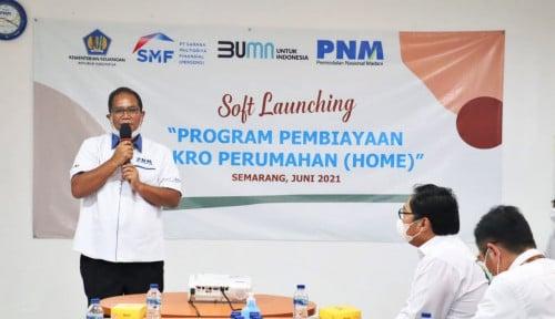 Bantu Nasabah PNM Mekaar Renovasi Rumah, PNM dan SMF Luncurkan HOME