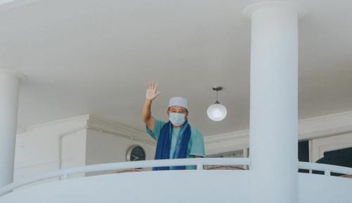 Positif Covid-19, Wagub Jabar Jalani Isolasi Mandiri di Rumah Dinas