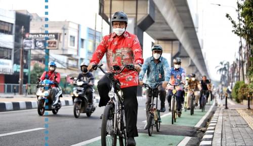 Mas Anies Didukung Nyapres, Eh PDIP Nyamber: 4 Tahun Cuma Menghasilkan Patung Sepeda
