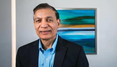 Foto Kisah Orang Terkaya: Jay Chaundhry, Perantau Miskin dari India yang Jadi Miliarder di AS