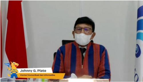 Tahap Pertama dari Aceh, Menteri Johnny: Kominfo Tempuh 4 Langkah Persiapkan ASO
