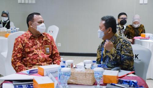 Sinergitas KKP-KPK Kunci Penguatan Anti-Korupsi di Lingkungan Kementerian Kelautan dan Perikanan