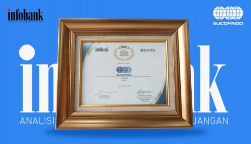 Sucofindo Raih Penghargaan Infobank 10th Digital Brand Awards 2021