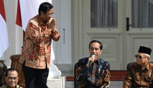 Mahfud Bocorkan Reaksi Jokowi Ada Pasal Hina Presiden di RUU KUHP