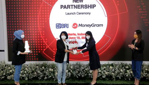 BRI dan MoneyGram Kerja Sama, Kirim Uang dari Luar Negeri Jadi Mudah