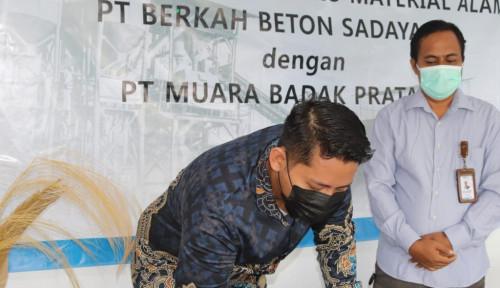 Perkuat Pasar Kalimantan, BEBS Penuhi Kebutuhan Infrastruktur Ibu Kota Baru