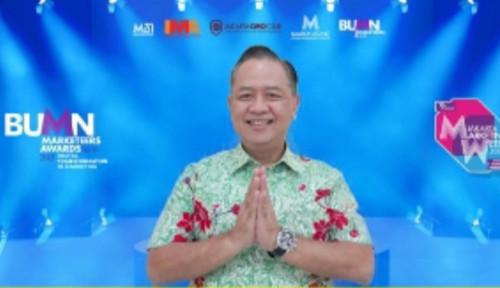 Jalankan Bisnis di Tengah Pandemi, PTK Raih The Most Promising Company in Tactical Marketing