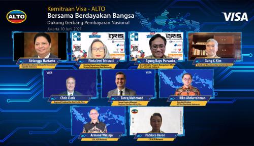 Kolaborasi, Visa-ALTO Siap Bawa Gerbang Pembayaran Nasional Berkelas Dunia