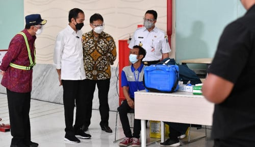IPC Dukung Penuh Vaksinasi Massal di Lingkungan Pelabuhan