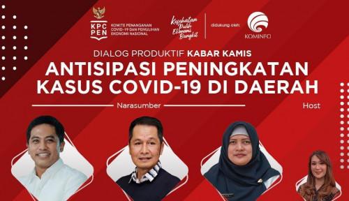 Pemerintah: Masyarakat Harus Ubah Mindset untuk Tekan Lonjakan Covid-19 di Daerah
