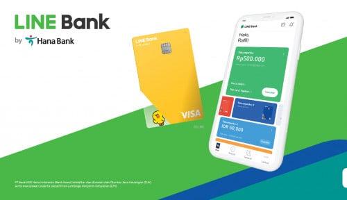 Gandeng Bank KEB Hana, LINE Bank Kini Hadir di Indonesia