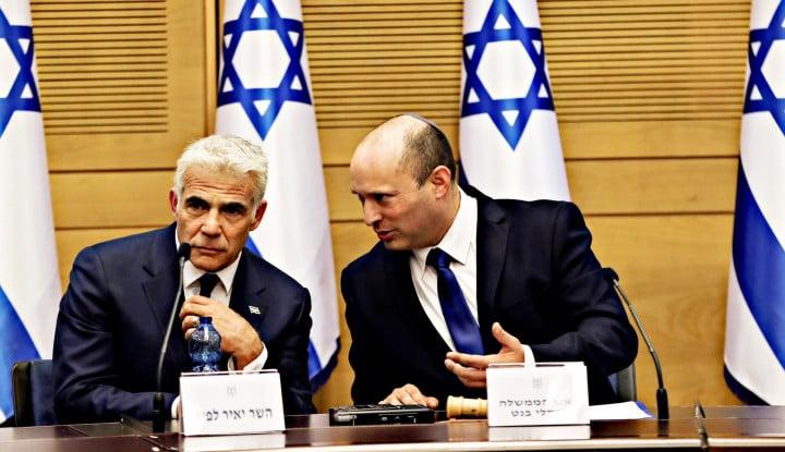 Dengar Nih, Pemerintah Baru Israel Hanya Sebatas Ocehan dan Omong Kosong Sayap Kiri